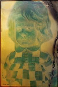De la serie Soñando muñecas de Cristina Ortiz
